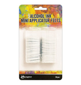 Ranger Alcohol Ink Mini Applicator Felts (50pcs)