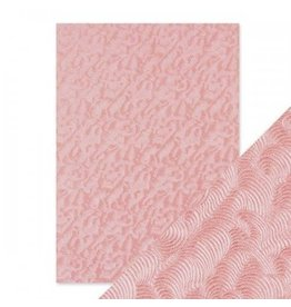 Tonic Studio Pink Champagne - A4 Handcrafted Cotton