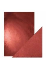 Tonic Studio Opera Red - A4 Mirror Card High Gloss