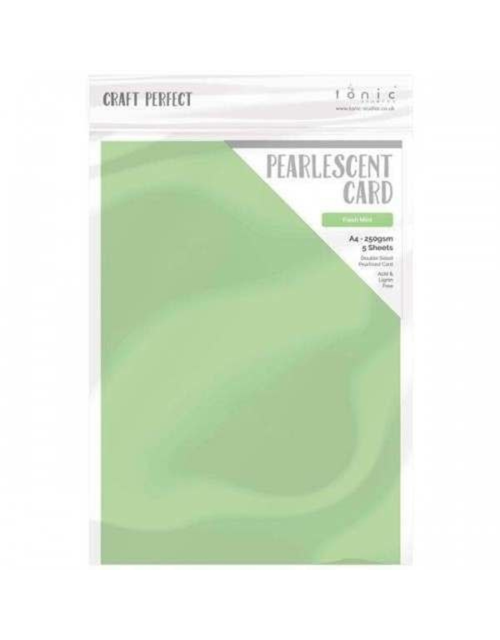 Tonic Studio Pearlescent - Fresh Mint