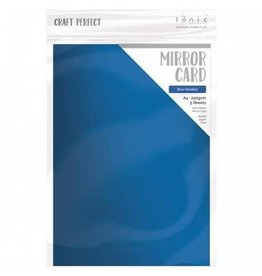 Tonic Studio Blue Obsidian - A4 Mirror Card Satin Effect