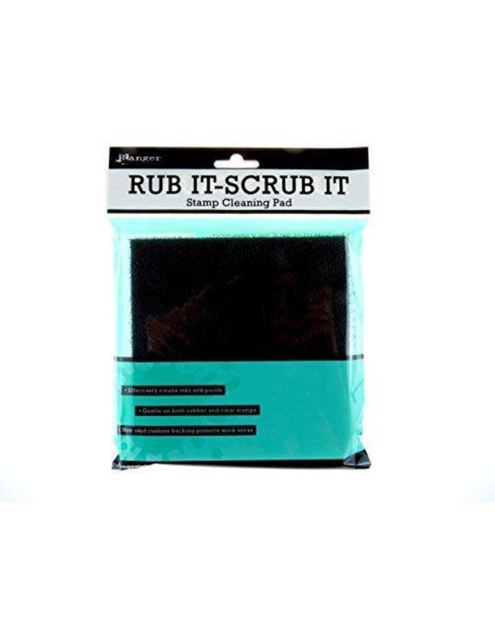 Ranger Rubit Scrubit Stamp Cleaning Pad