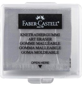 Faber-Castell Art Eraser - Grey Kneadable