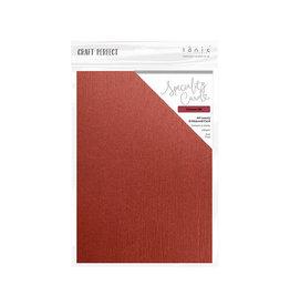 Tonic Studio Crimson Silk - A4 Luxury Embossed