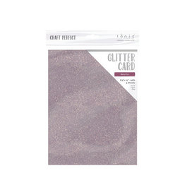 Tonic Studio Berry Fizz - A4 Glitter Card