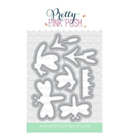 Pretty Pink Posh Darling Dragonflies - Die Set