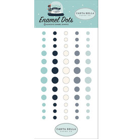 Carta Bella Paper Company, LLC Snow Much Fun - Enamel Dots