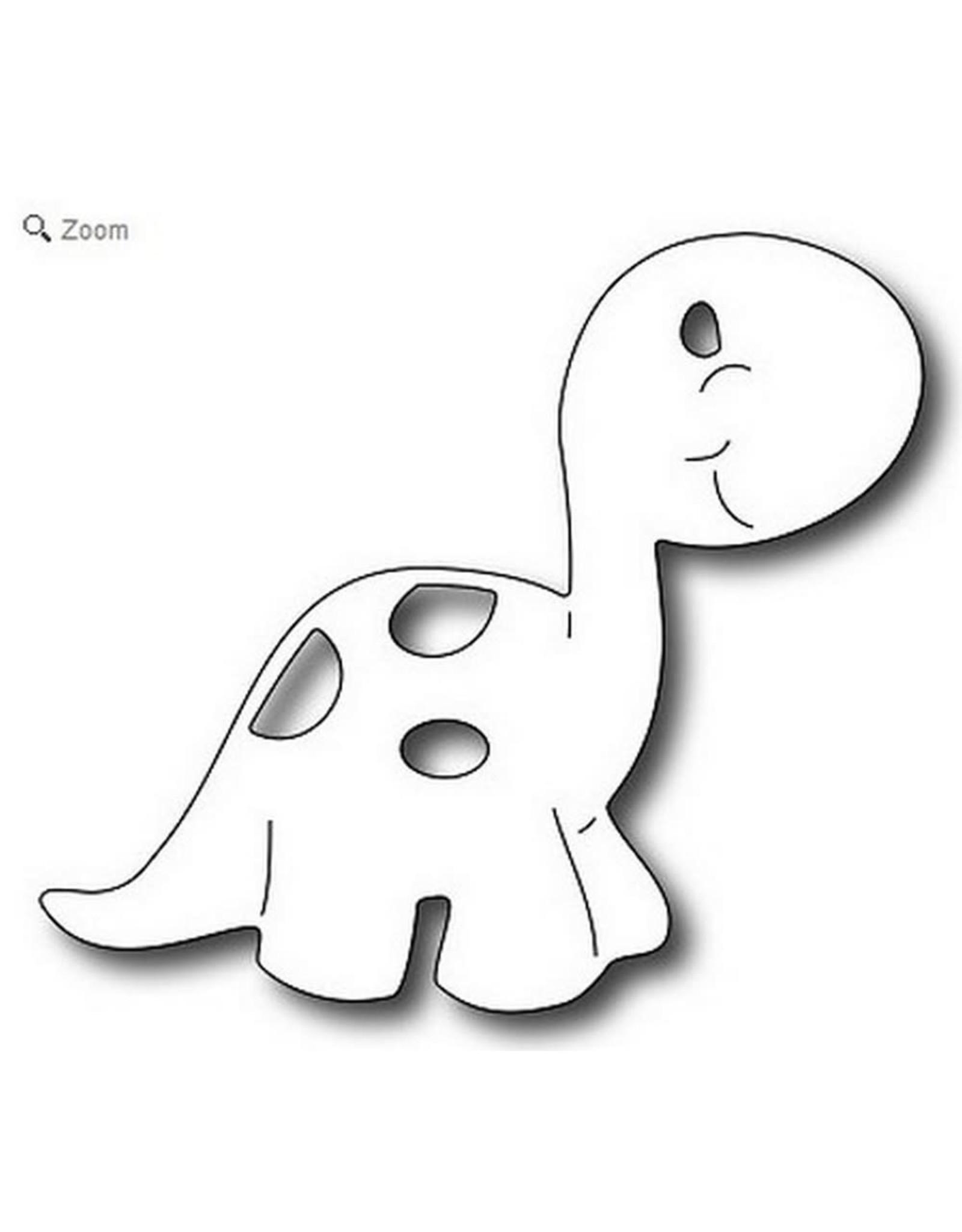 Frantic Stamper Inc Cute Dino - Die