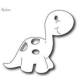 Frantic Stamper Inc Cute Dino - Die