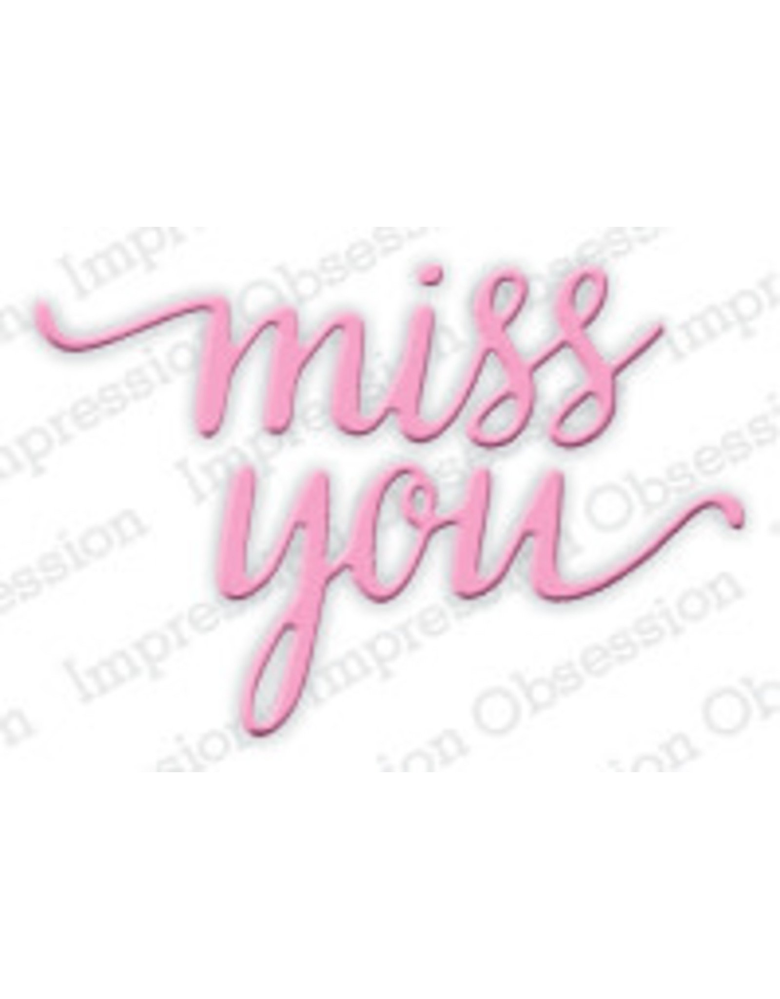 Impression Obsession Miss You (IO) - Die