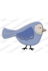 Impression Obsession Spring Bird (IO) - Die