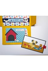 Elizabeth Craft Designs Dog House - Die Set