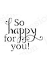 Impression Obsession So Happy - Cling