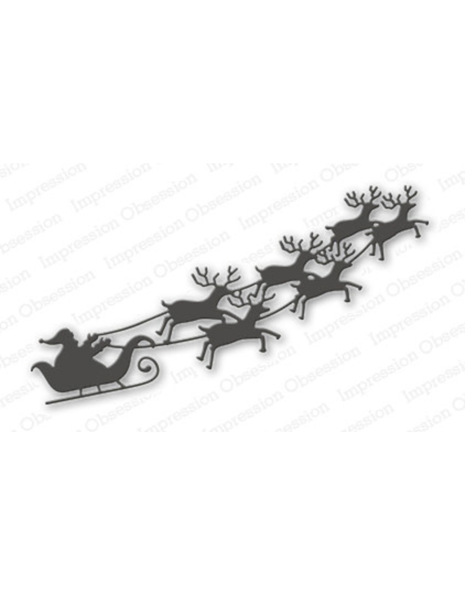 Impression Obsession Santa - Die