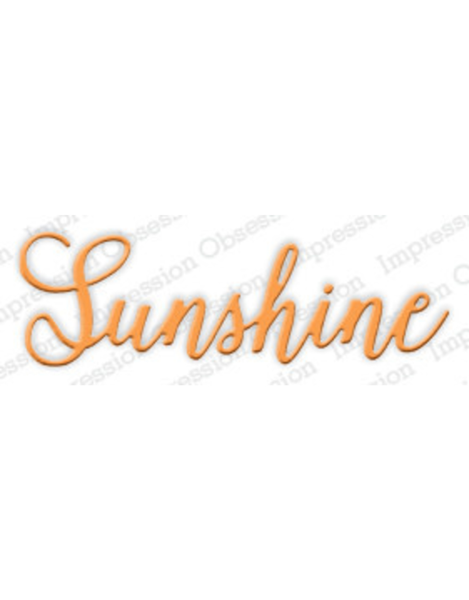 Impression Obsession Sunshine - Die