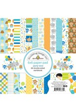 Doodlebug Design Inc. Party Time - 6x6 Paper Pad