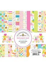 Doodlebug Design Inc. Hey Cupcake - 6x6 Paper Pad