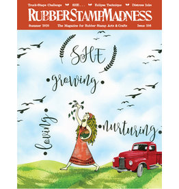 RubberStampMadness Magazine - Issue #208 Summer 2020 (50%)