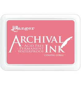 Ranger Archival Ink - Coastal Coral