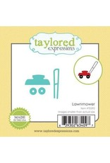 Taylored Expressions Little Bits Lawnmower - Die