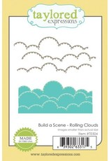 Build a Scene Rolling Clouds - Die