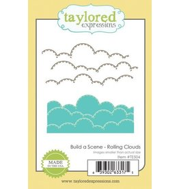 Taylored Expressions Build a Scene Rolling Clouds - Die