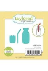 Taylored Expressions Little Bits Milk Bottle - Die