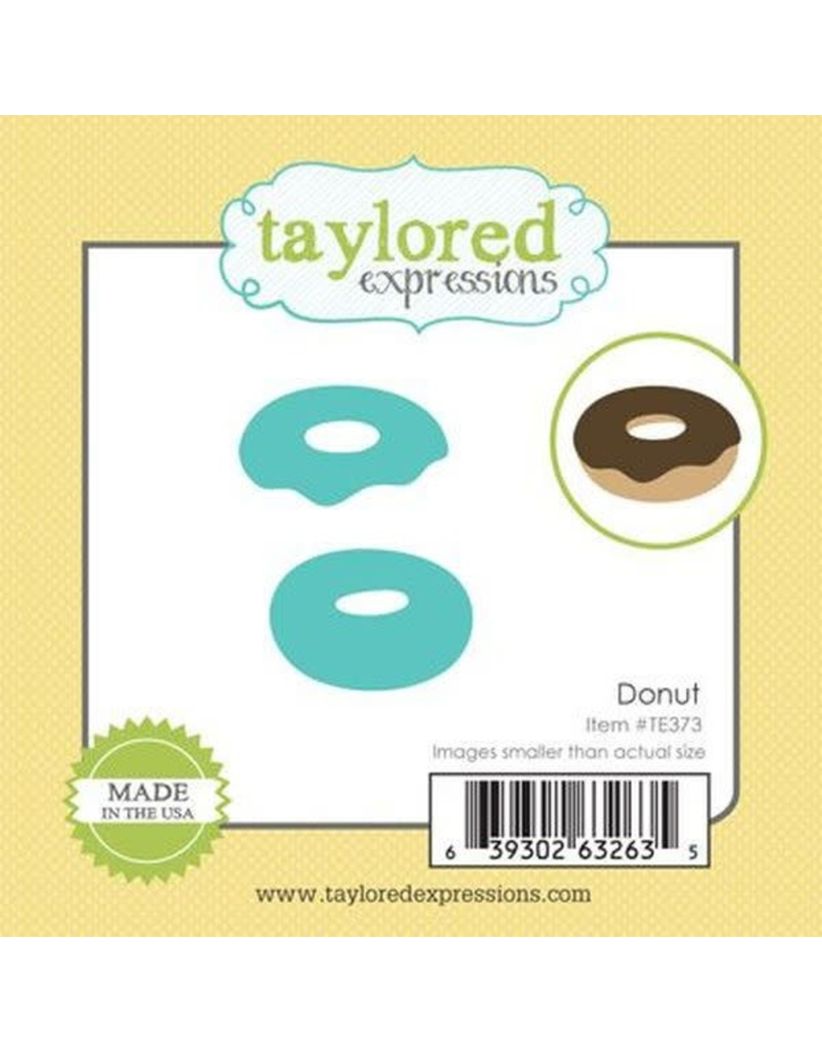 Taylored Expressions Little Bits Donut - Die