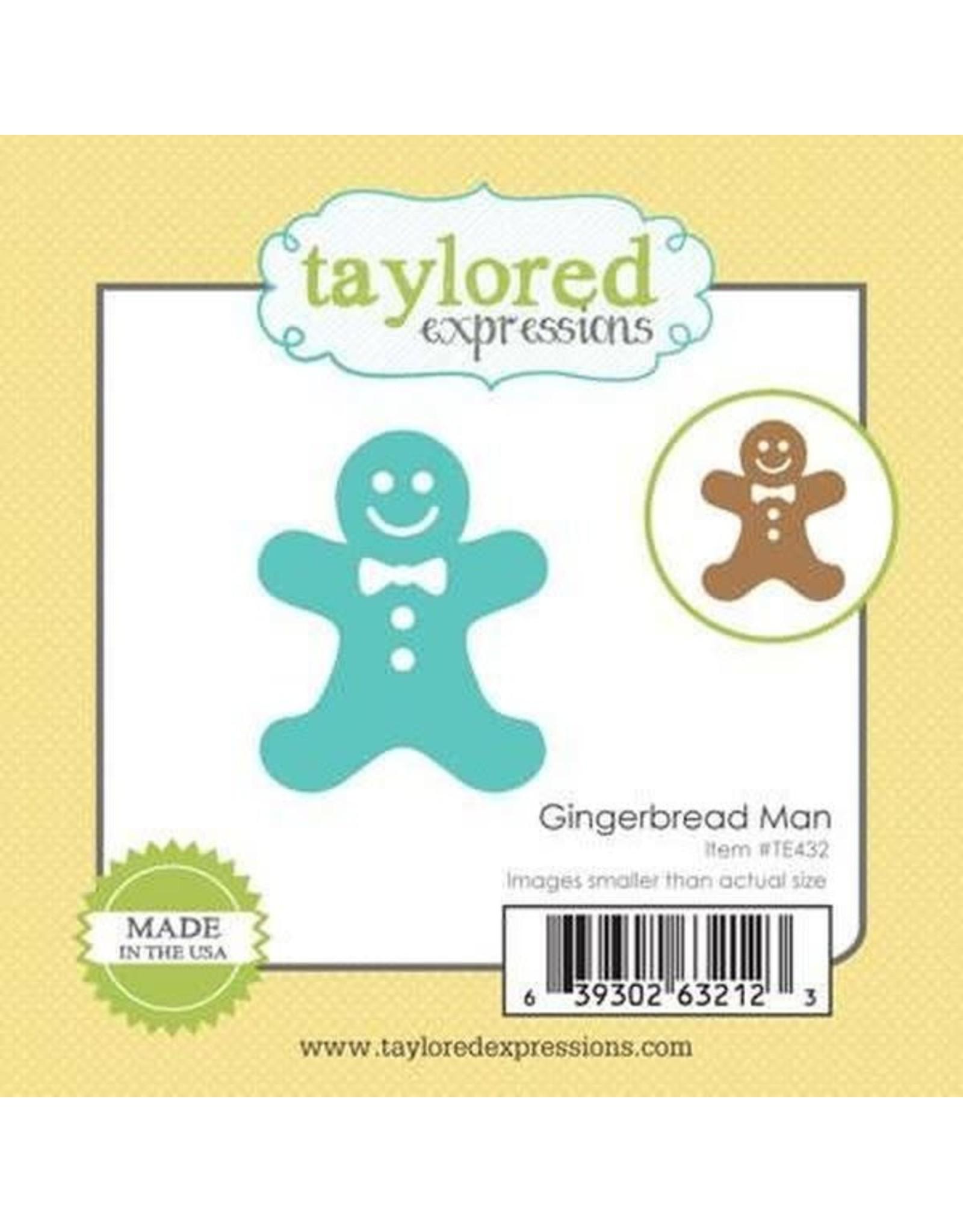 Little Bits Gingerbread Man - Die