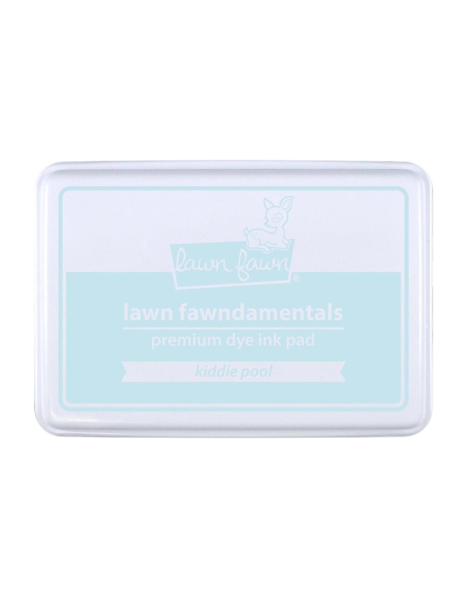 Lawn Fawn Lawn Fawndamentals Dye Ink Pad - Kiddie Pool