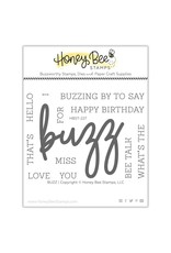 Honey Bee Stamps Buzz - Clear Stamp Set