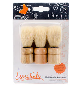 Tonic Studio Essentials - Mini Blender Brush Set
