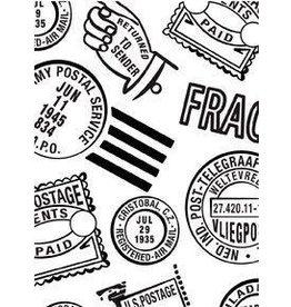 Darice, Inc. Travel Icon Background - Embossing Folder