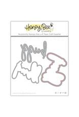 Honey Bee Stamps Buzz - Die Set