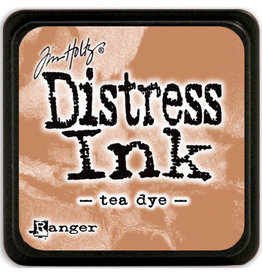 Ranger Distress Ink Pad - Tea Dye