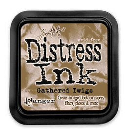 Ranger Distress Ink Pad - Gathered Twigs