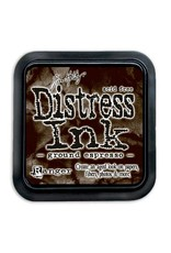 Ranger Distress Ink Pad - Ground Espresso