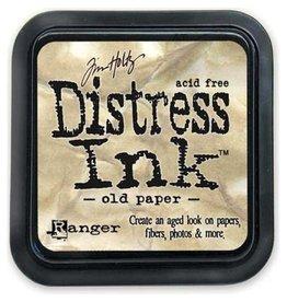 Ranger Distress Ink Pad - Old Paper