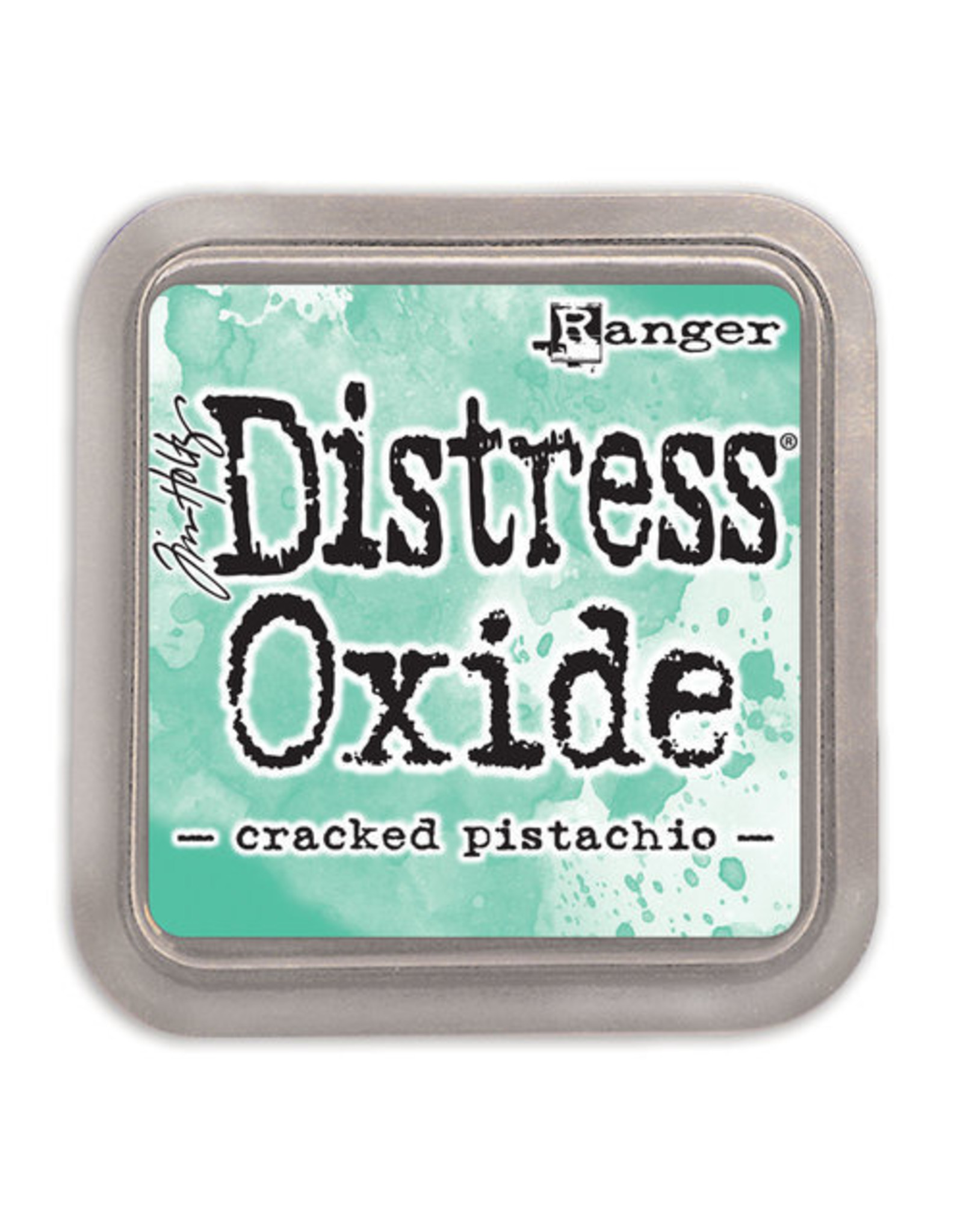 Ranger Distress Oxide Ink Pad - Cracked Pistachio