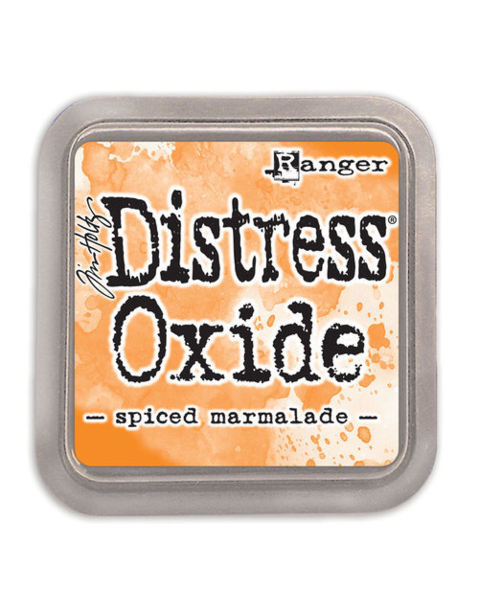 Ranger Distress Oxide Ink Pad - Spiced Marmalade