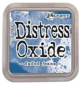 Ranger Distress Oxide Ink Pad - Faded Jeans