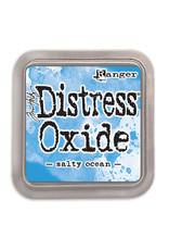 Ranger Distress Oxide Ink Pad - Salty Ocean