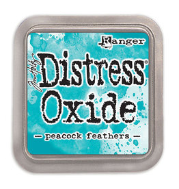 Ranger Distress Oxide Ink Pad - Peacock Feathers