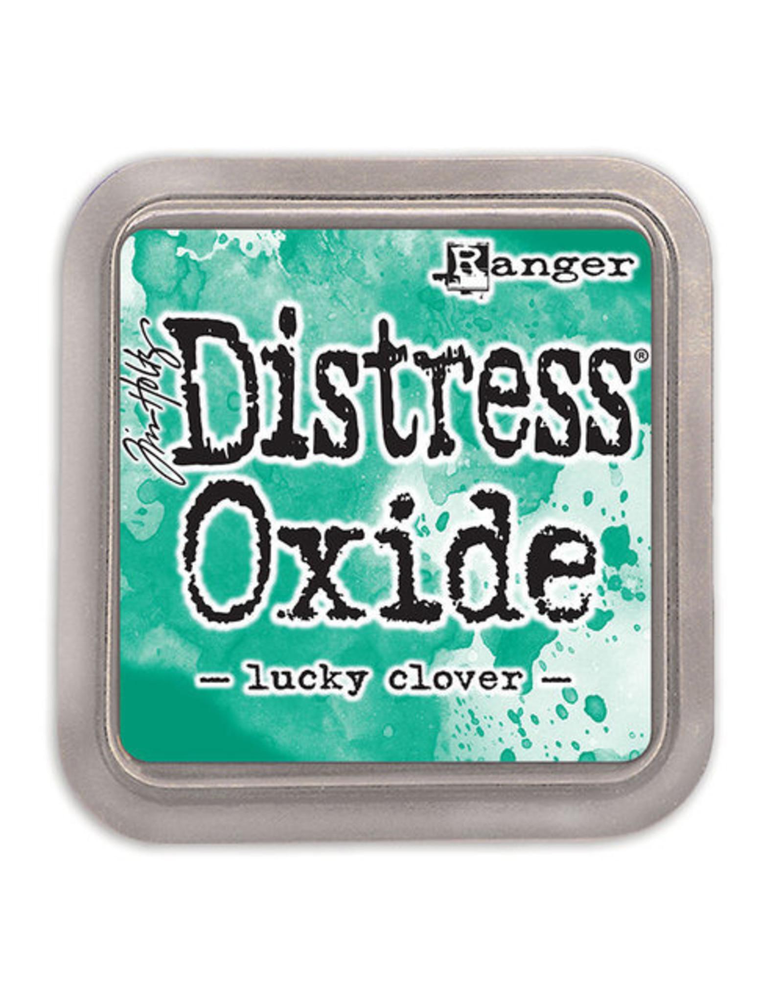 Ranger Distress Oxide Ink Pad - Lucky Clover