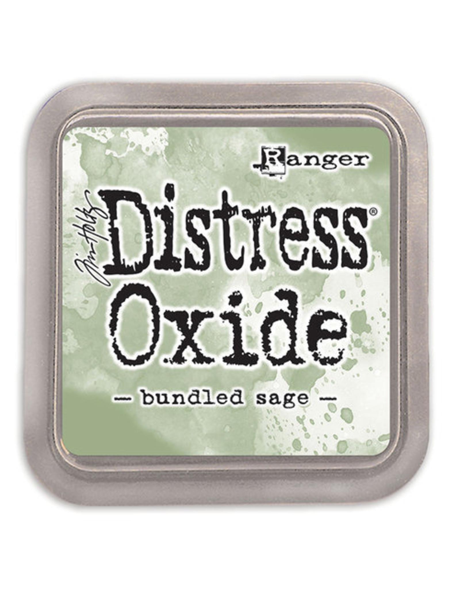 Ranger Distress Oxide Ink Pad - Bundled Sage
