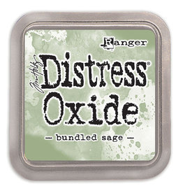 Ranger Distress Oxide Ink Pad - Bundled Sage