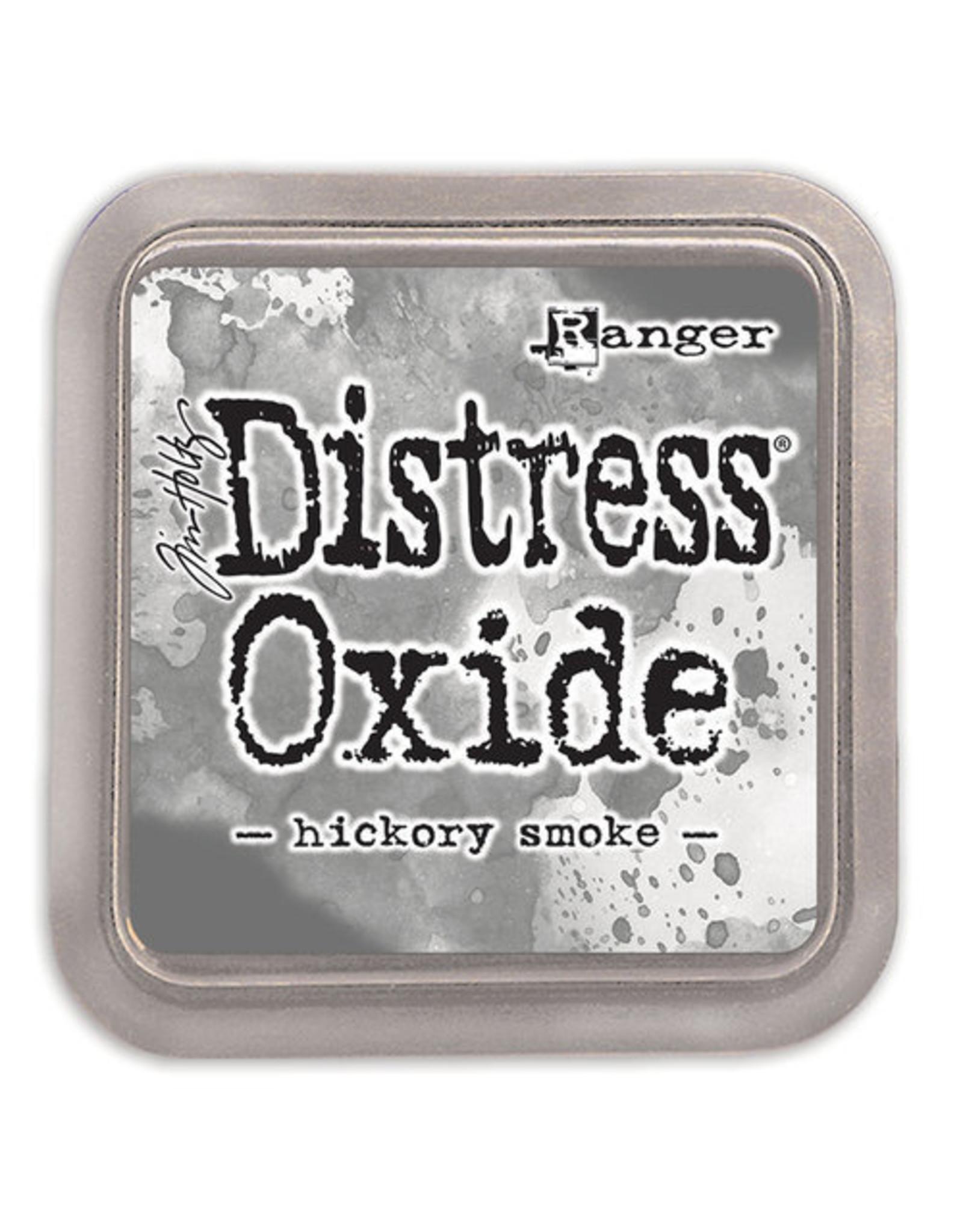 Ranger Distress Oxide Ink Pad - Hickory Smoke