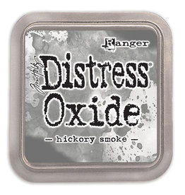 Ranger Distress Oxide Ink Pad - Hickory Smoke