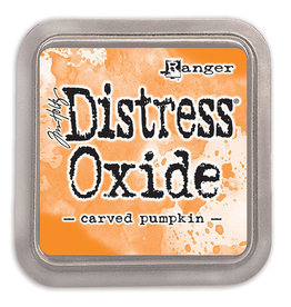 Ranger Distress Oxide Ink Pad - Carved Pumpkin