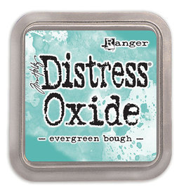 Ranger Distress Oxide Ink Pad - Evergreen Bough